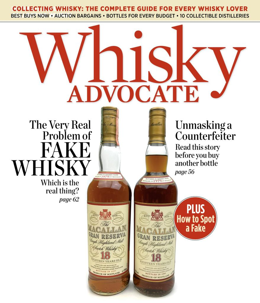 Whisky Advocate subscription