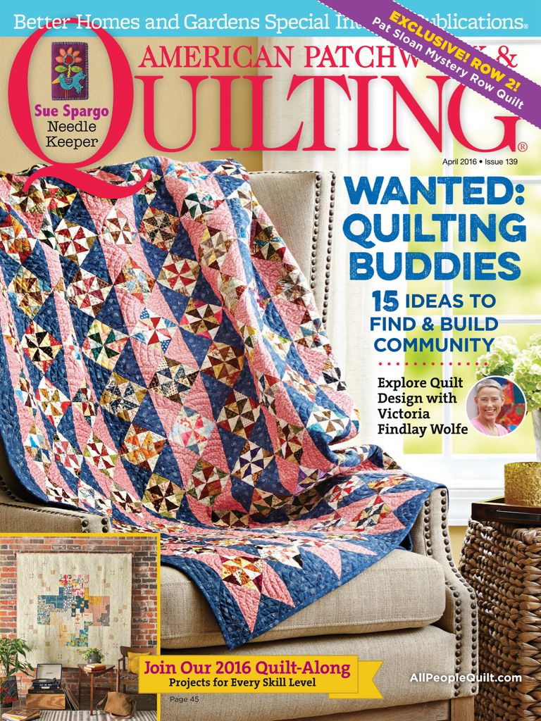 cover ipad quilt issues back american patchwork and quilting of portrait