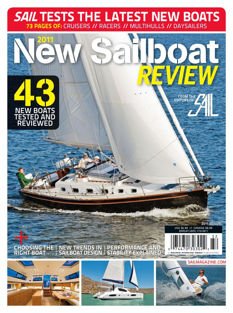 Sail - New Boat & Gear Review subscription