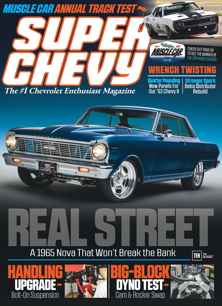 Back issues of super chevy fandeluxe Images