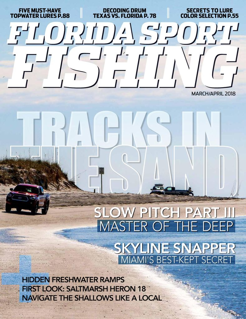 Florida Sport Fishing subscription