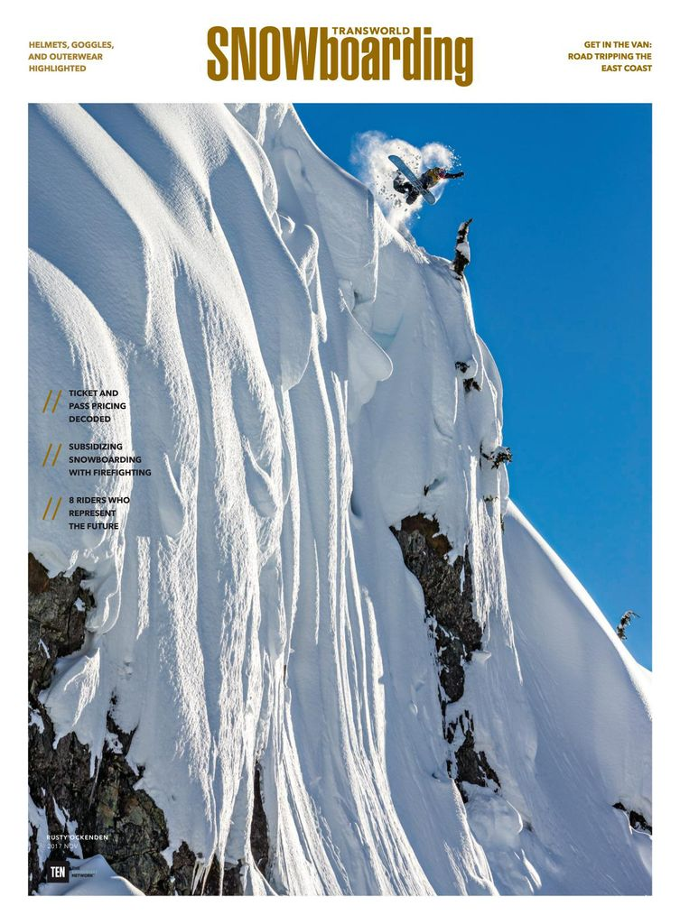 21183a3c63 Buy November 2017 - Transworld Snowboarding
