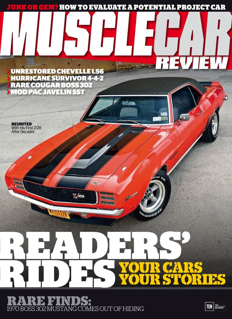 Muscle Car Review subscription