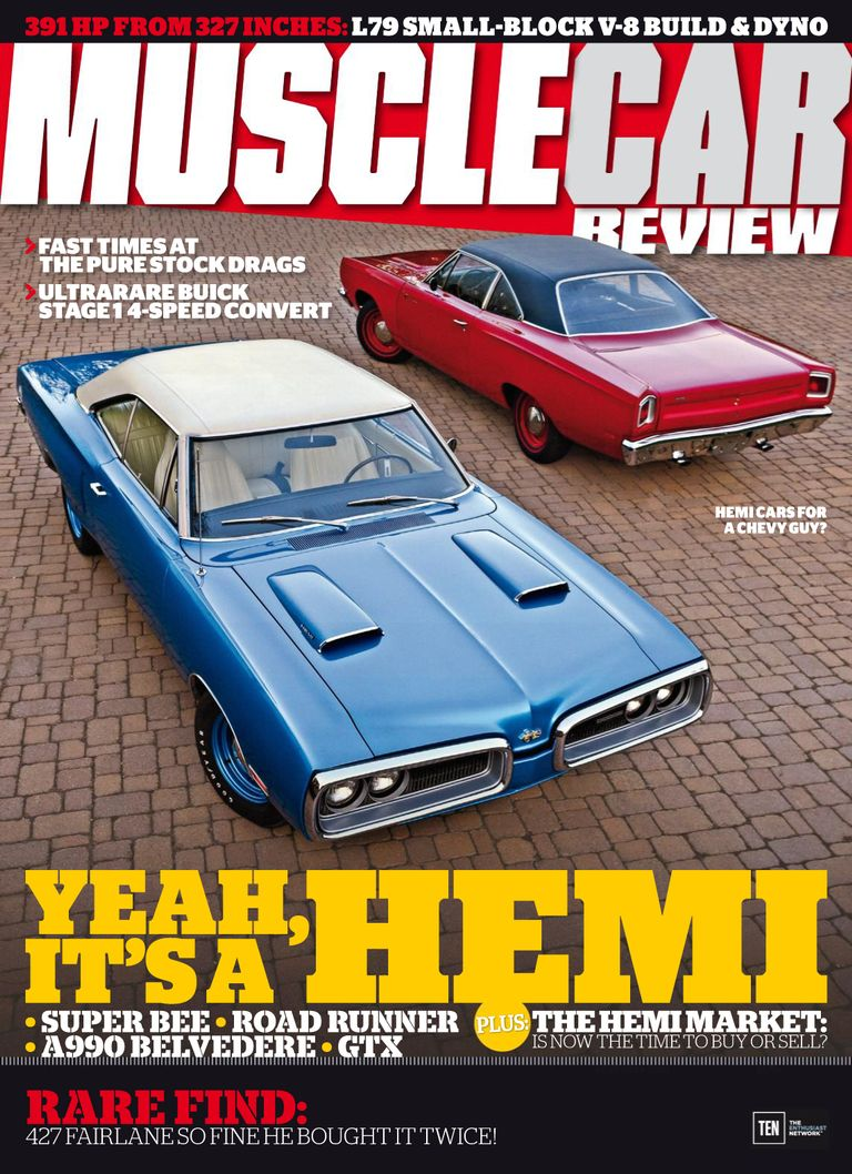 Muscle Car Review - Online Magazine
