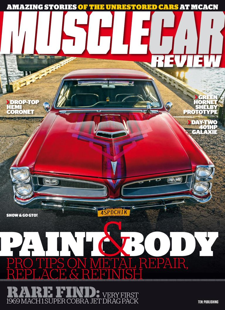 Back Issues Of Muscle Car Review - Car pro show reviews
