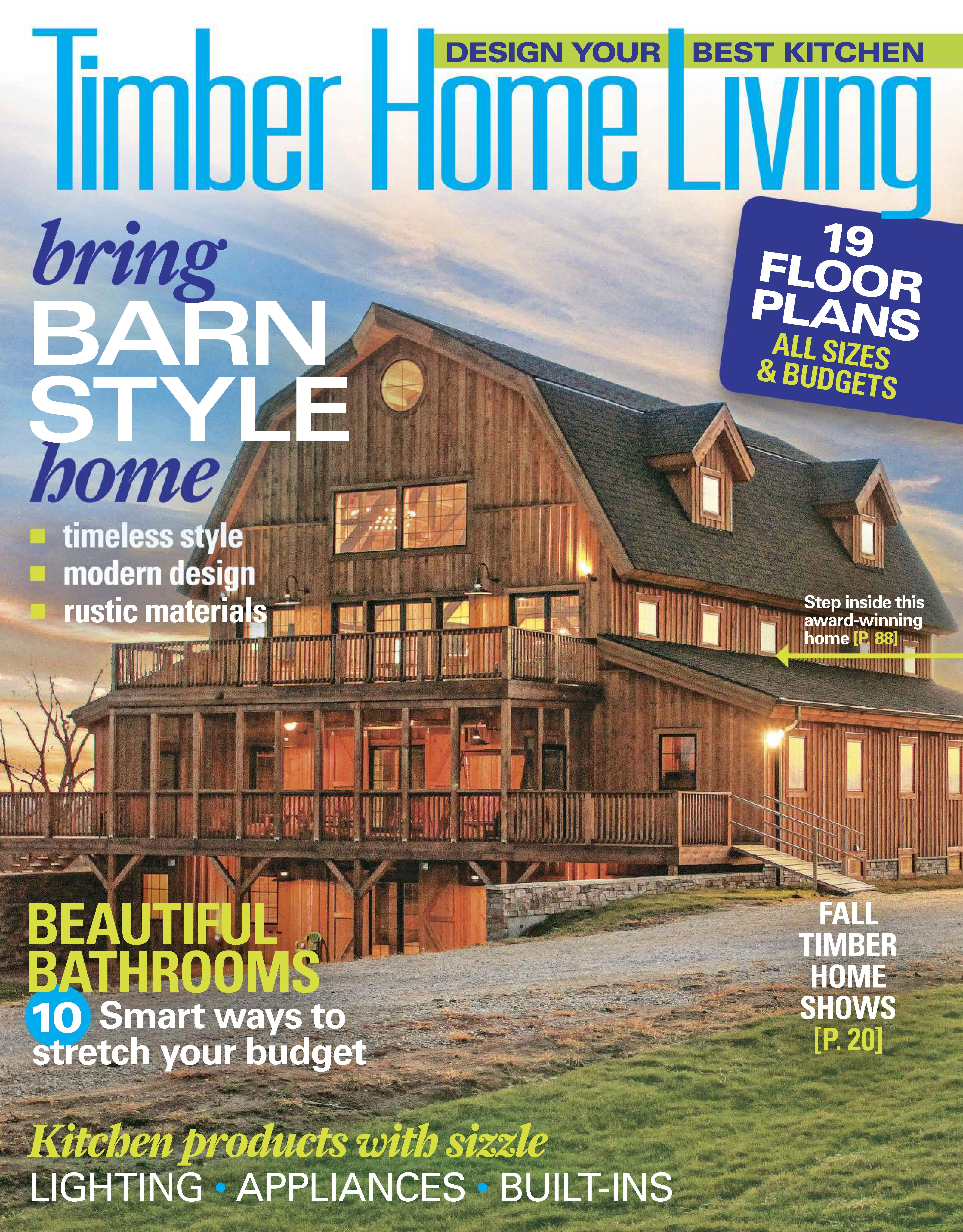 Timber Home Living   Online Magazine