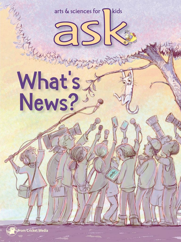 ad08e36e4be1 Ask Science and Arts Magazine for Kids and Children subscription