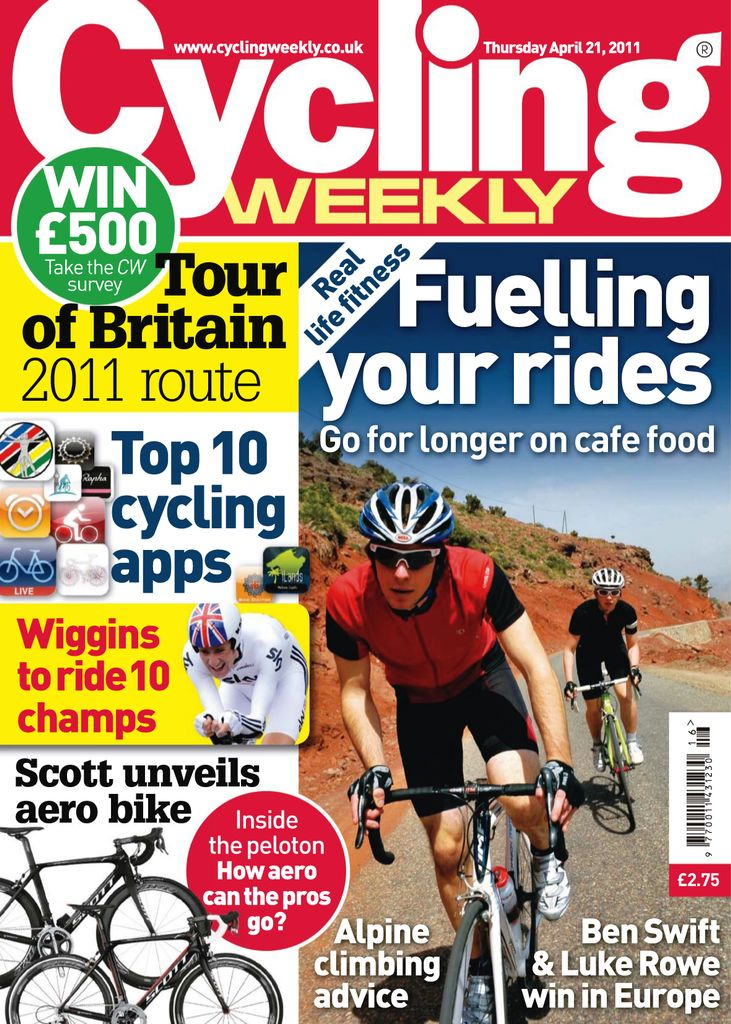 Back issues of Cycling Weekly b65463d15