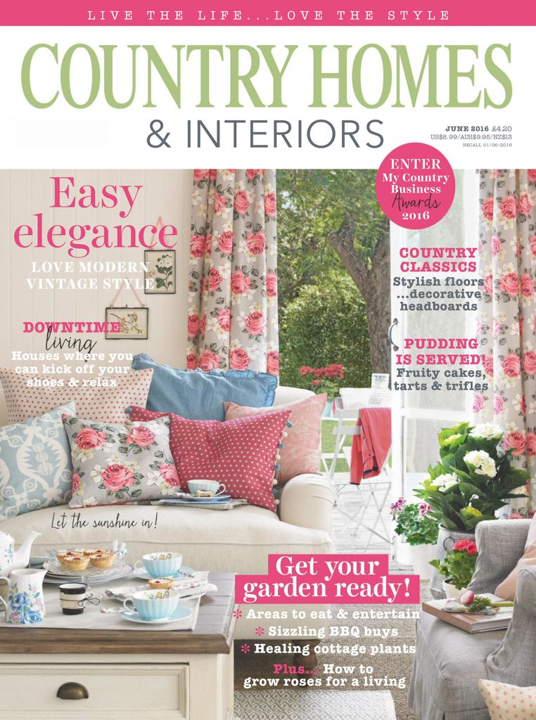 Country Homes Interiors Subscription New Country Homes And Interiors Subscription
