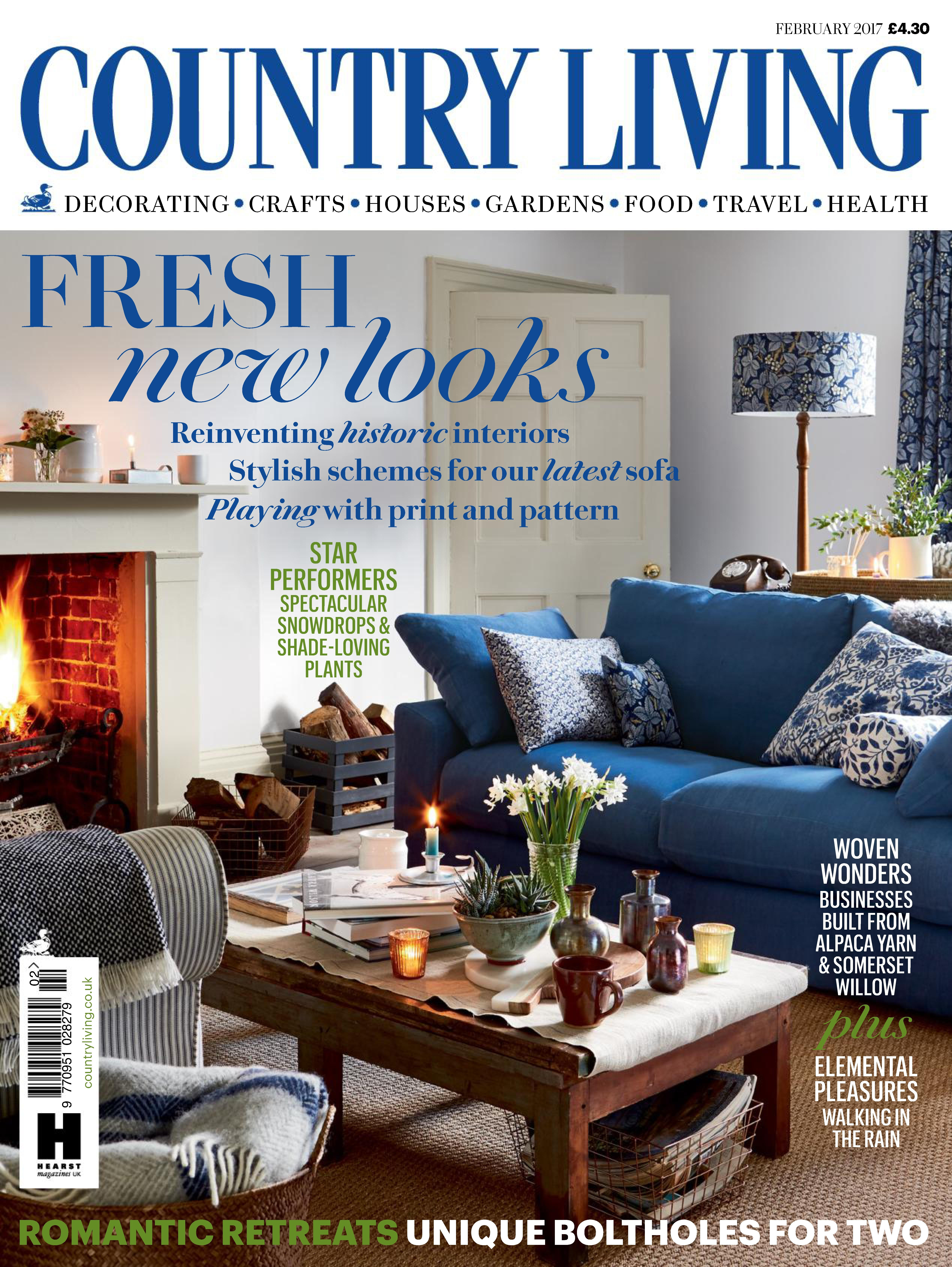 Back Issues Of Country Living Uk