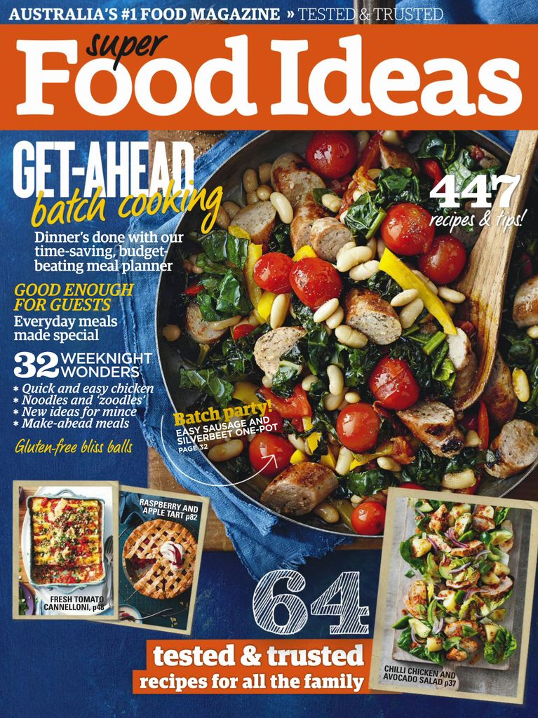 Back issues of super food ideas forumfinder Gallery