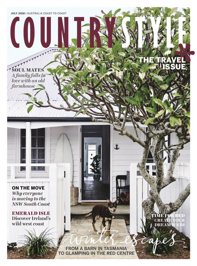 Back Issues Of Country Style