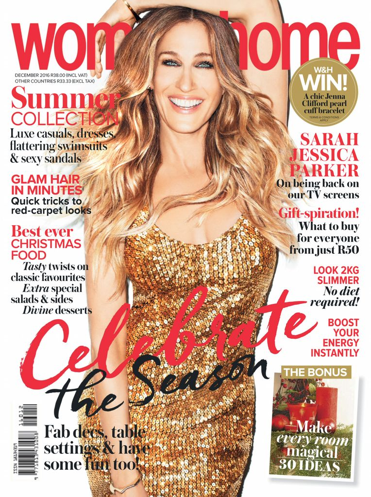 c7f98366cd Buy December 2016 - Woman & Home South Africa