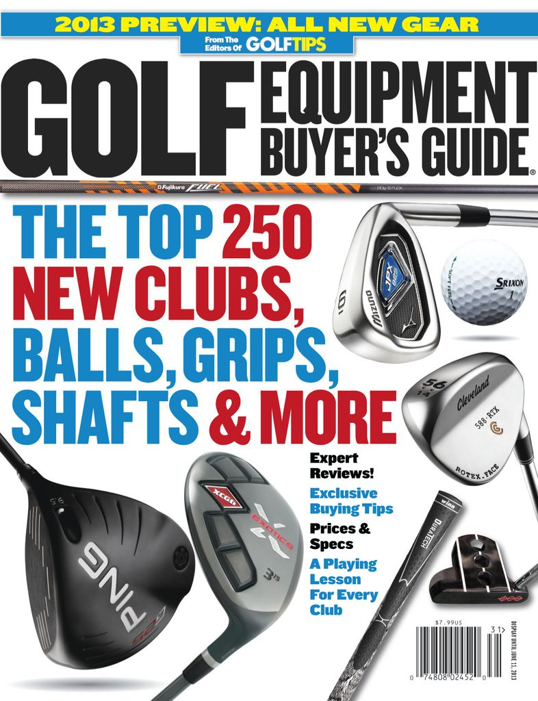2011 buyer's guide irons golf tips magazine.
