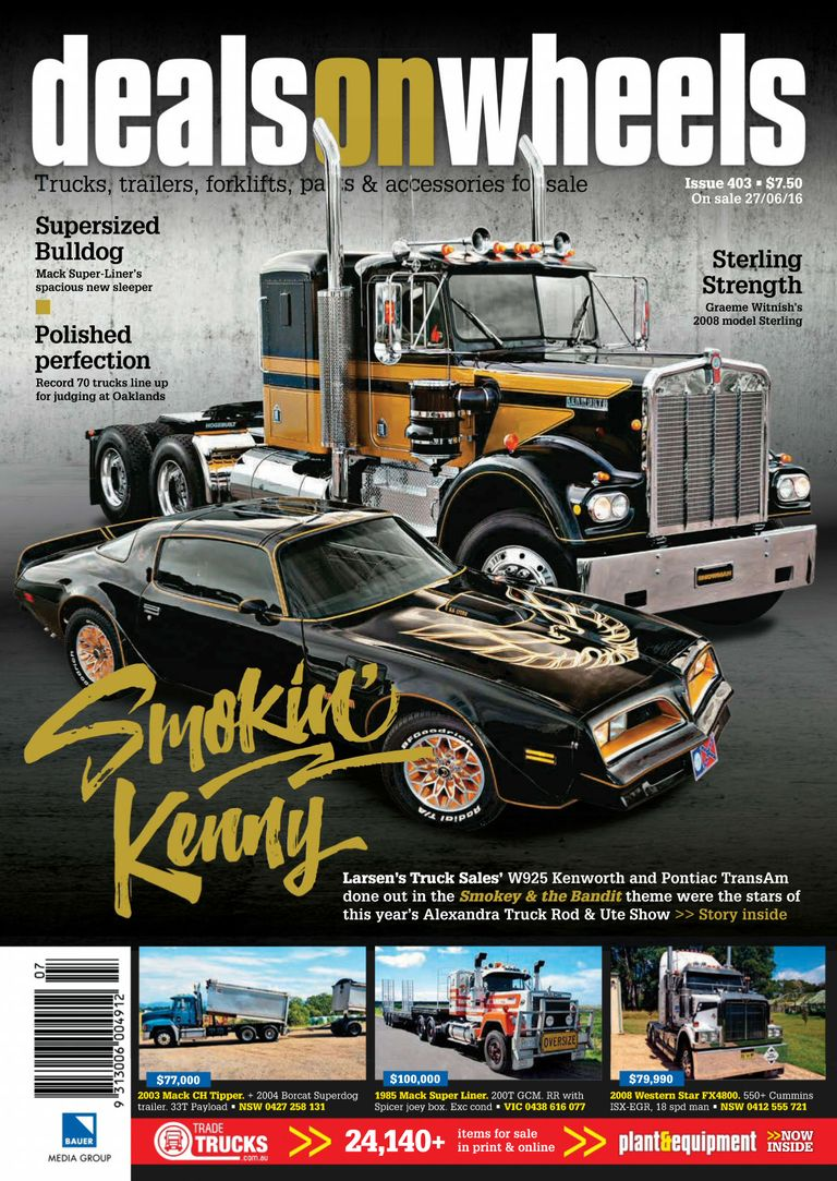 Issue 403 back issue of Deals On Wheels Australia - Zinio.com
