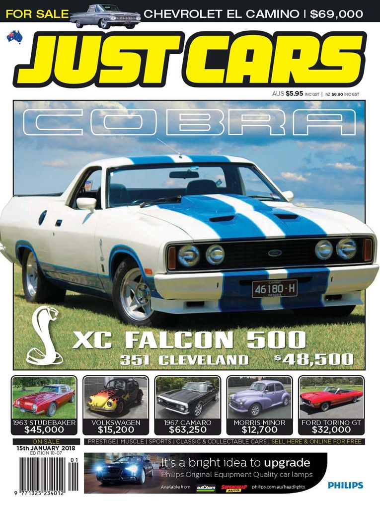 248 17-03 back issue of Just Cars - Zinio.com