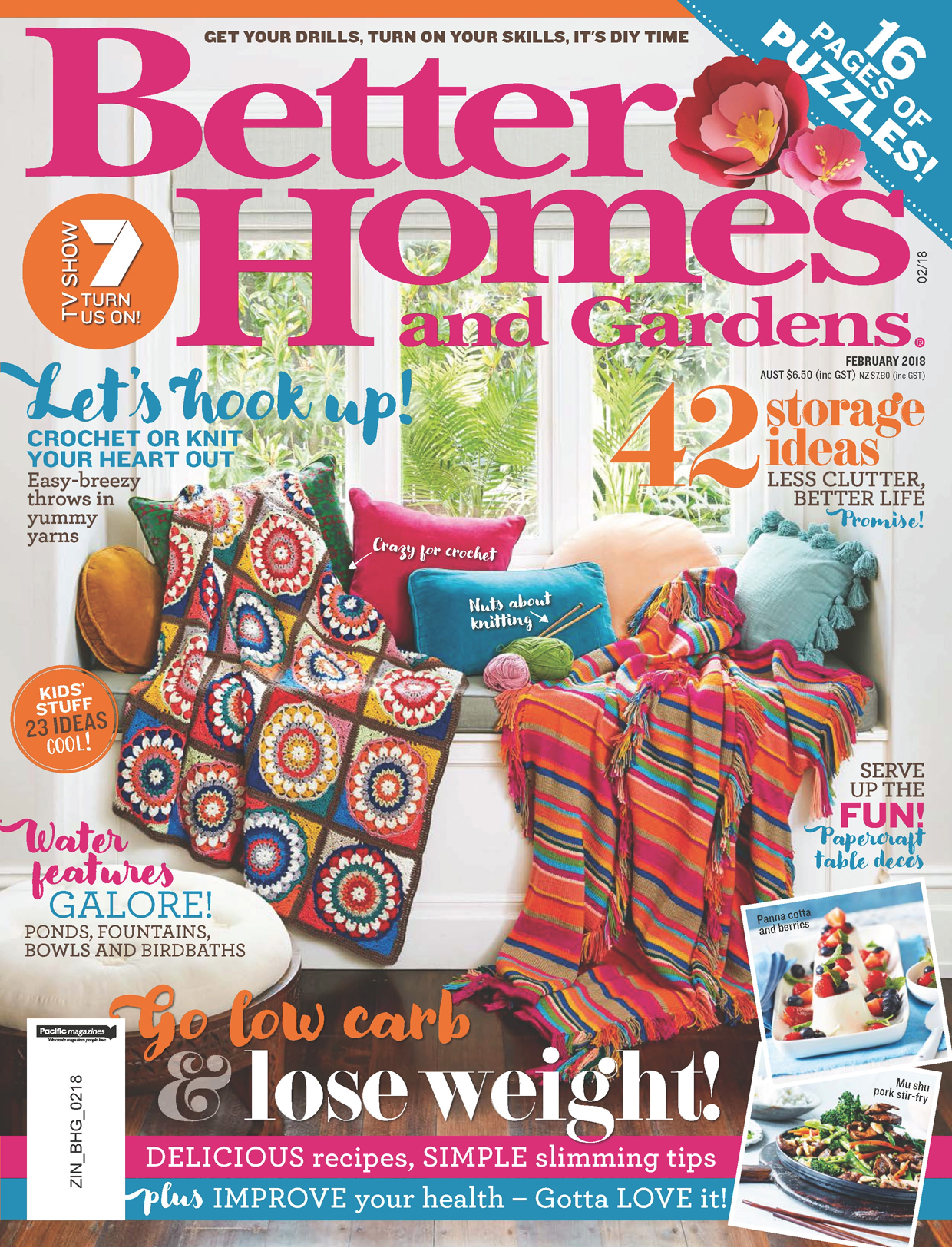 Better Homes And Gardens Australia Digital Subscription | Zinio Unlimited