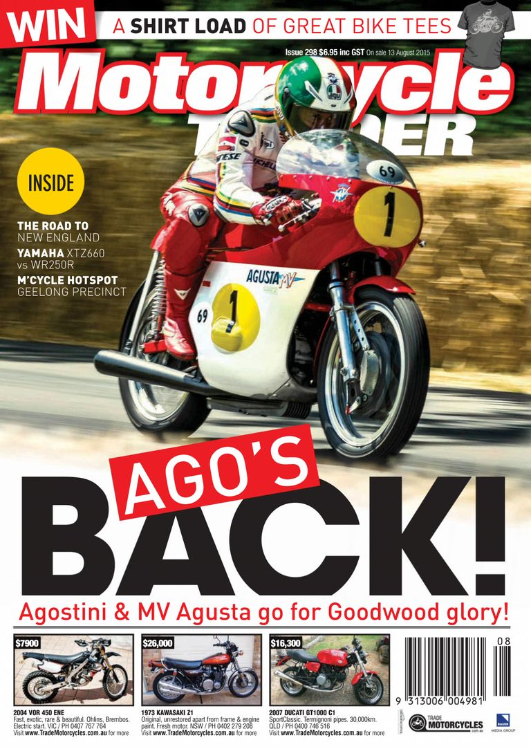 Buy Issue 298 - Motorcycle Trader