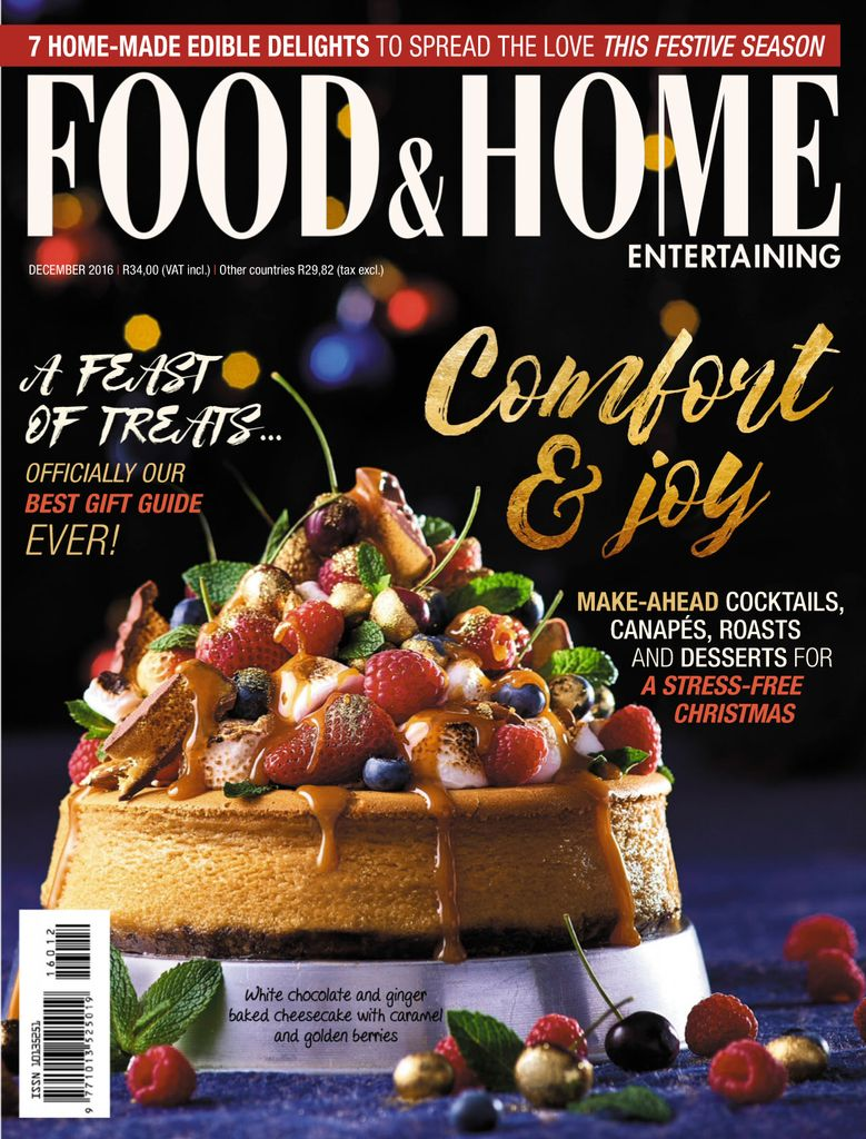 94ac1651a7b18 Buy December 2016 - Food   Home Entertaining