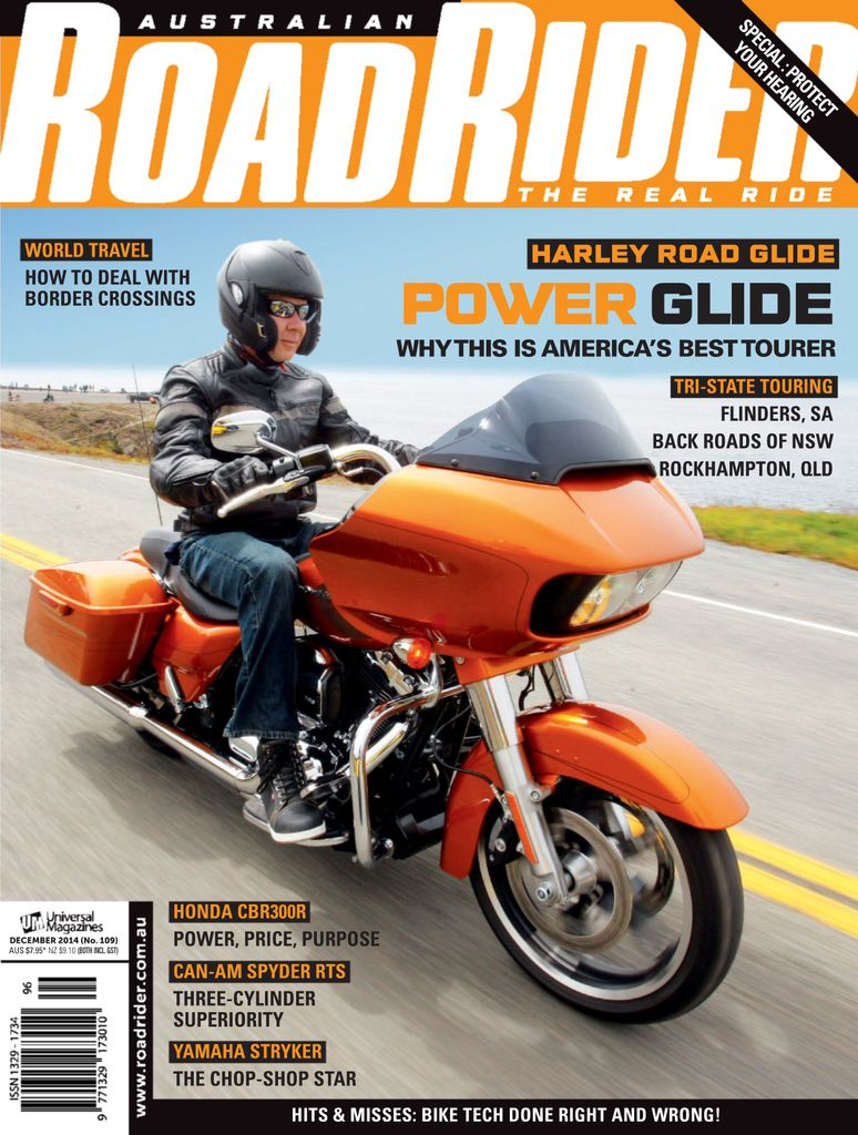 Back issues of Australian Road Rider