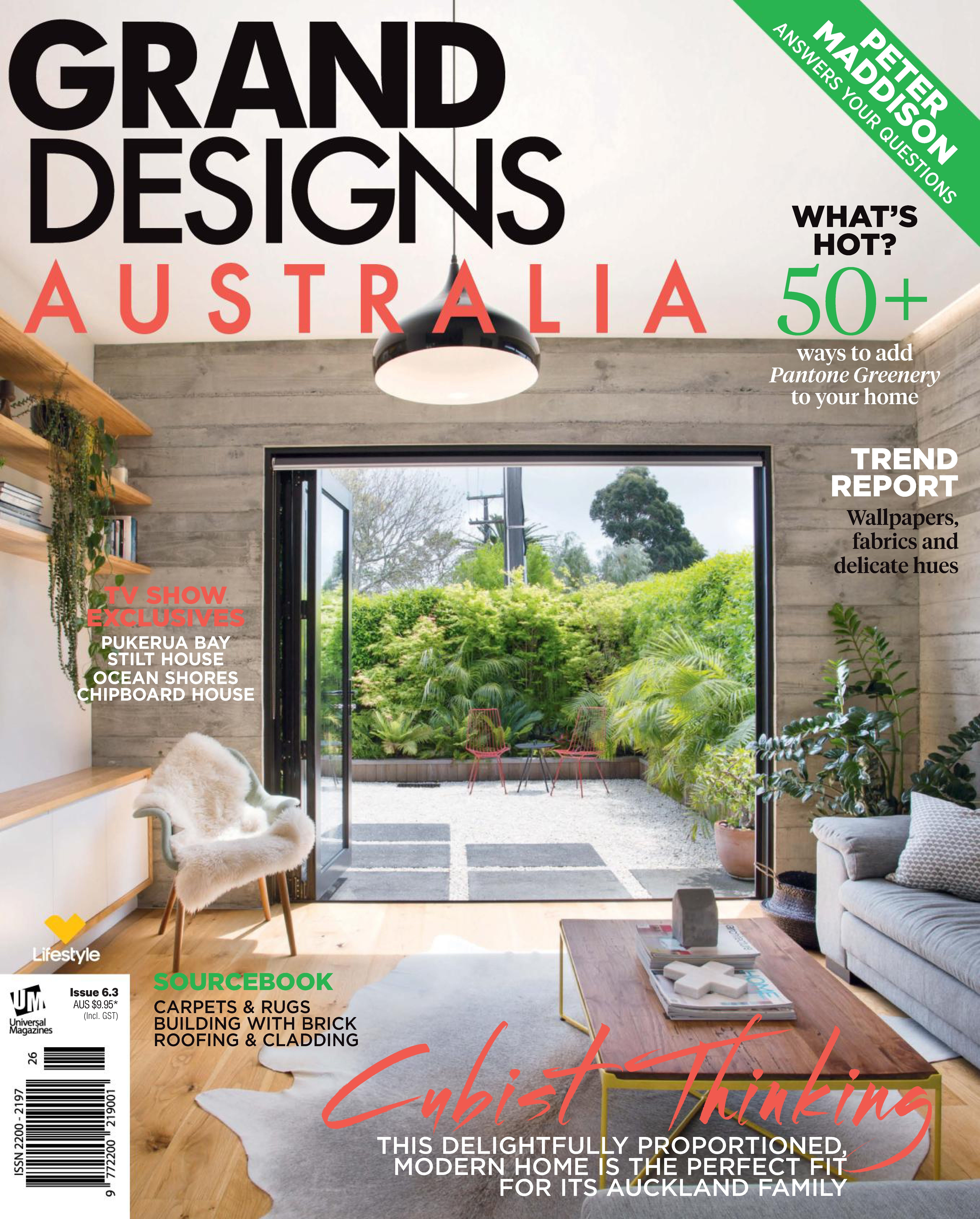 Buy Issue#6.3   May 2017   Grand Designs Australia