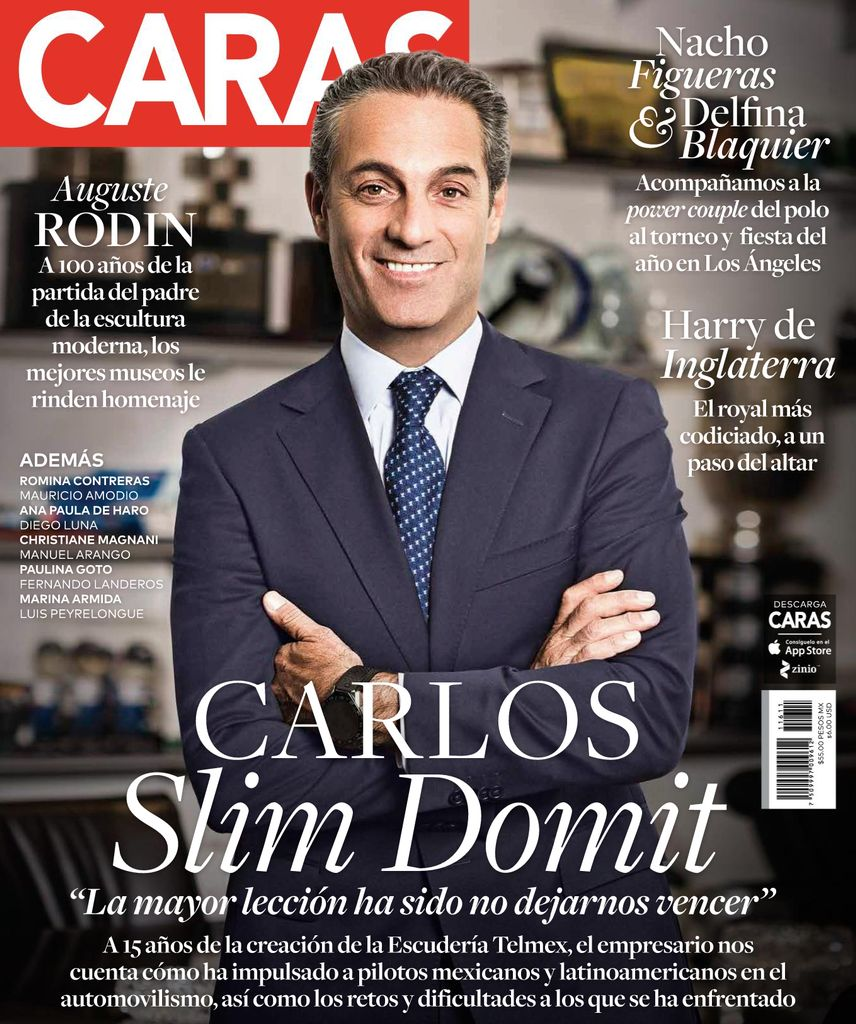 Back issues of Caras-México