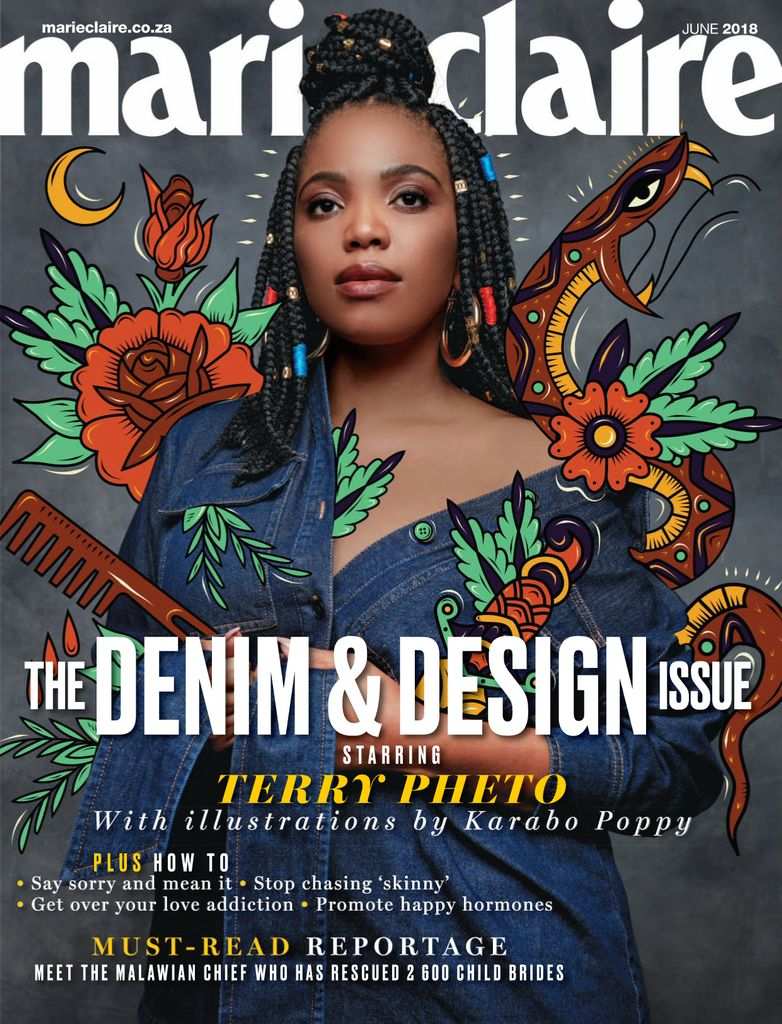 bc8f7b8d00 Buy September 2018 - Marie Claire South Africa