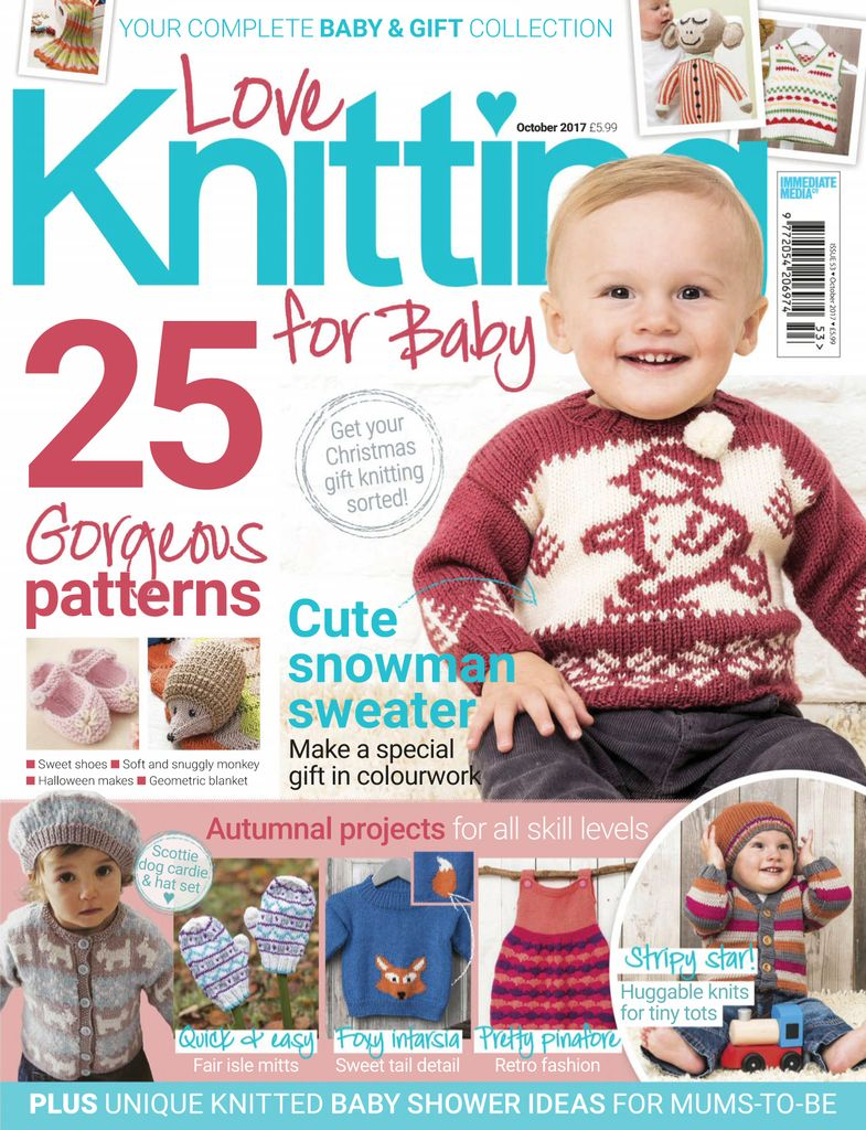 da16afd938621 Buy December 2017 - Love Knitting for Baby