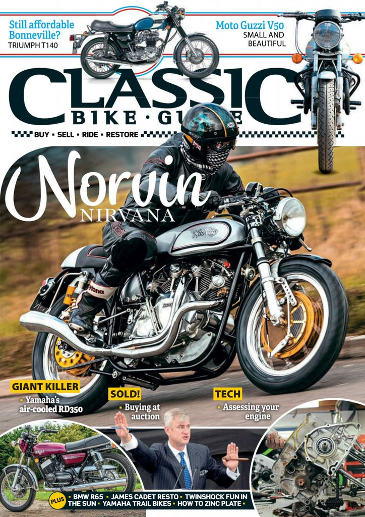 Buy April 2018 - Classic Bike Guide