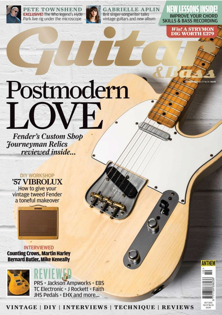 Back Issues Of The Guitar Magazine
