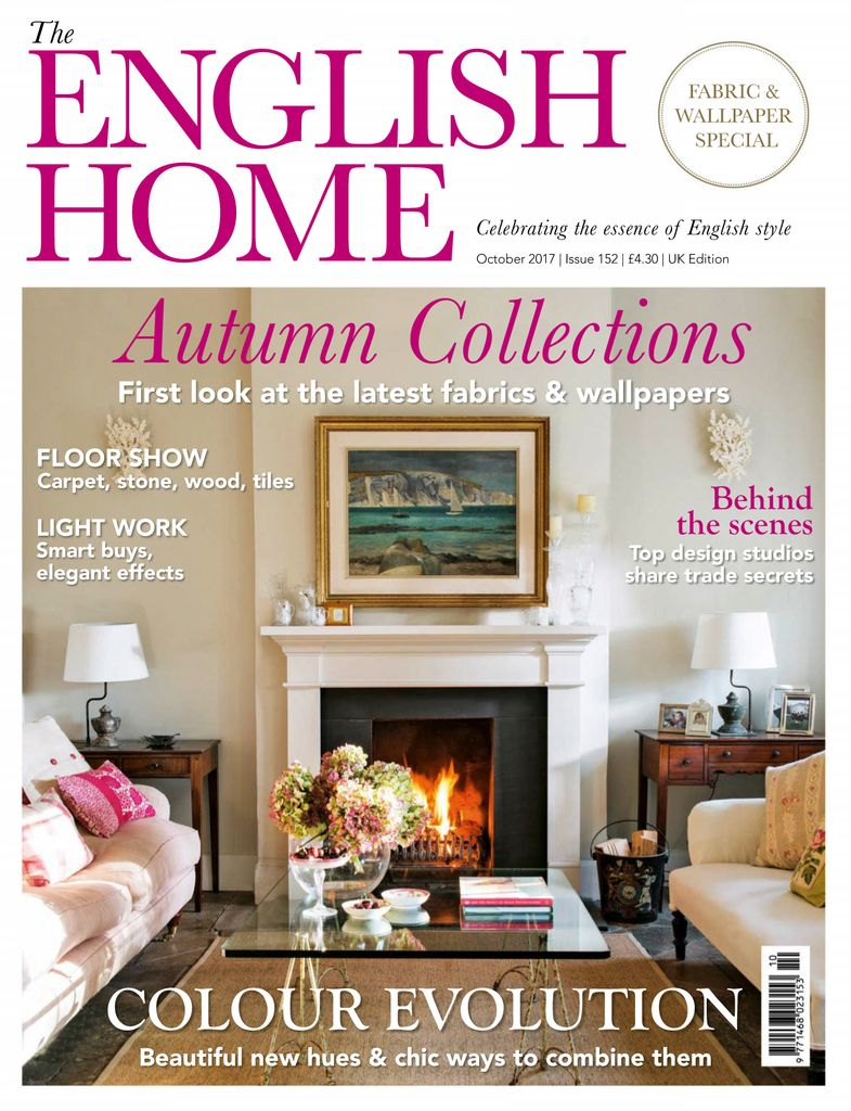 Back Issues Of The English Home