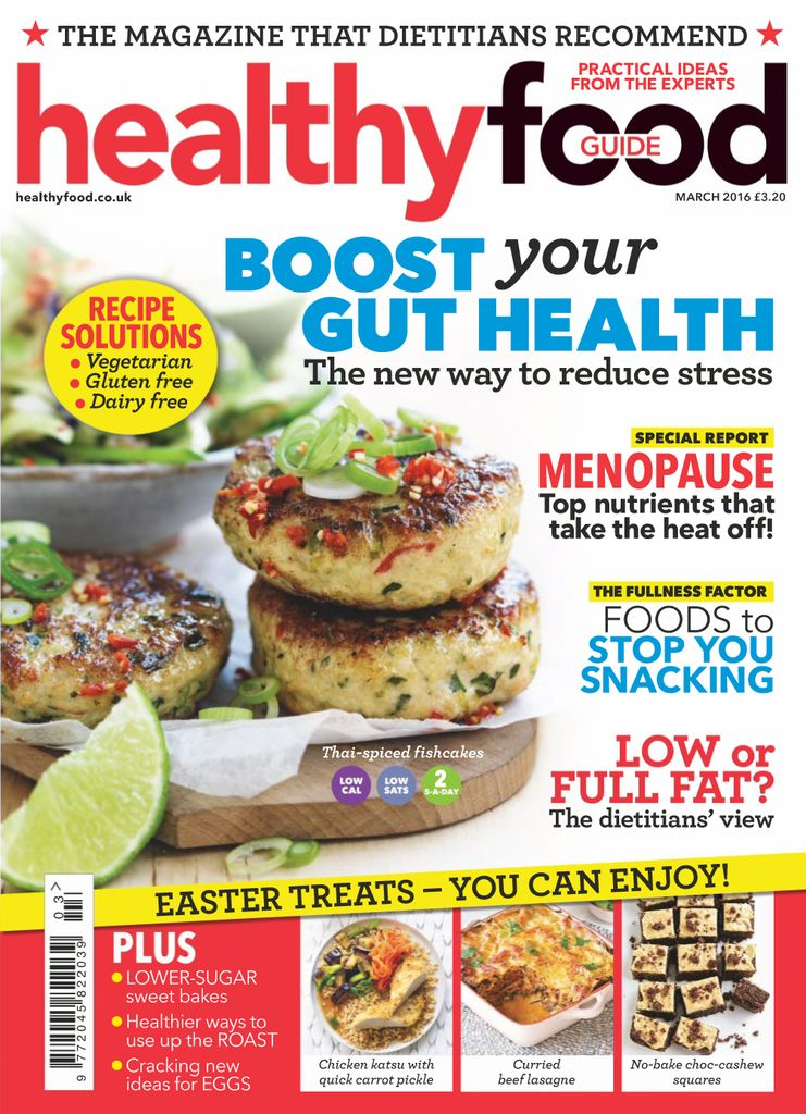 Back Issues Of Healthy Food Guide Uk