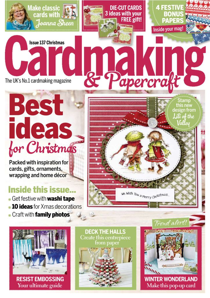 Back Issues Of Cardmaking Papercraft