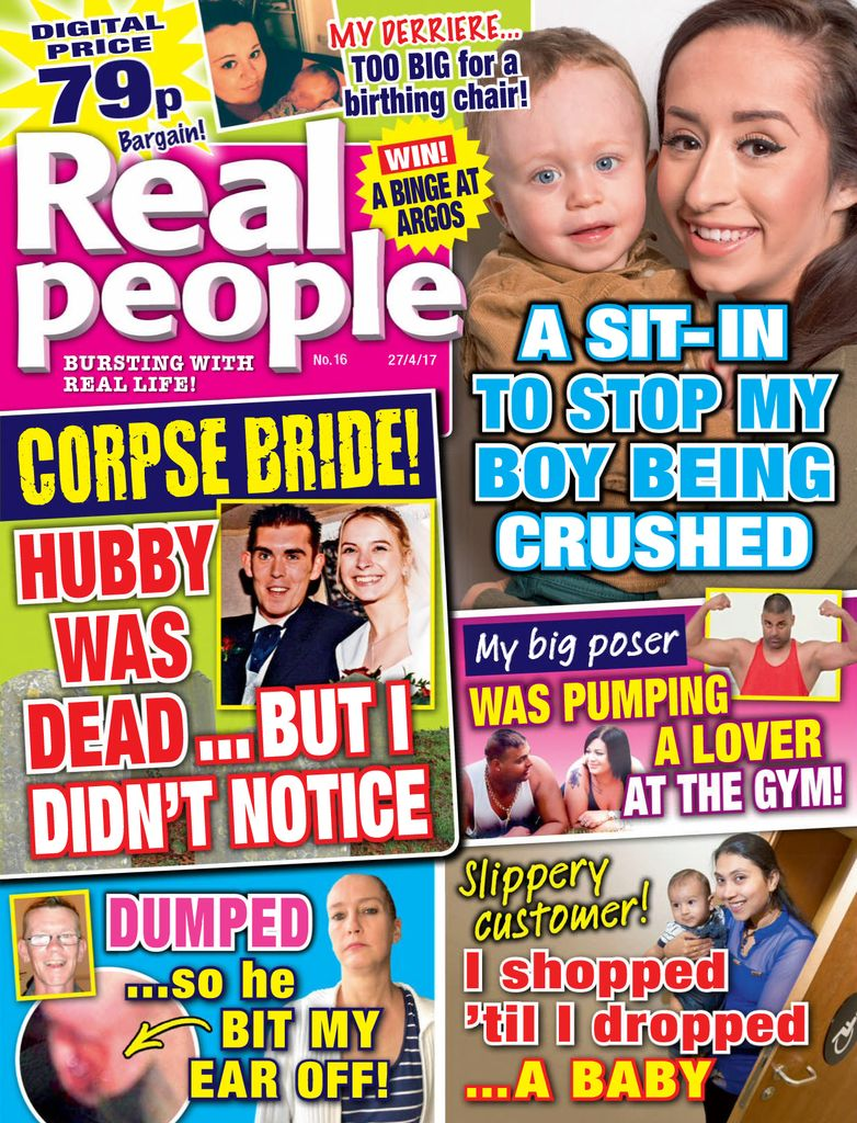Buy Issue 16 2017 - Real People