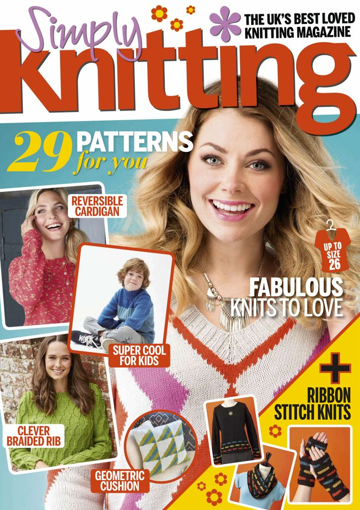 Buy Issue 156 Simply Knitting