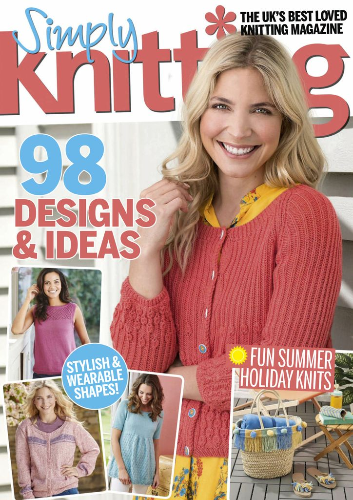 bb031088e4f8 Buy Issue 174 - Simply Knitting