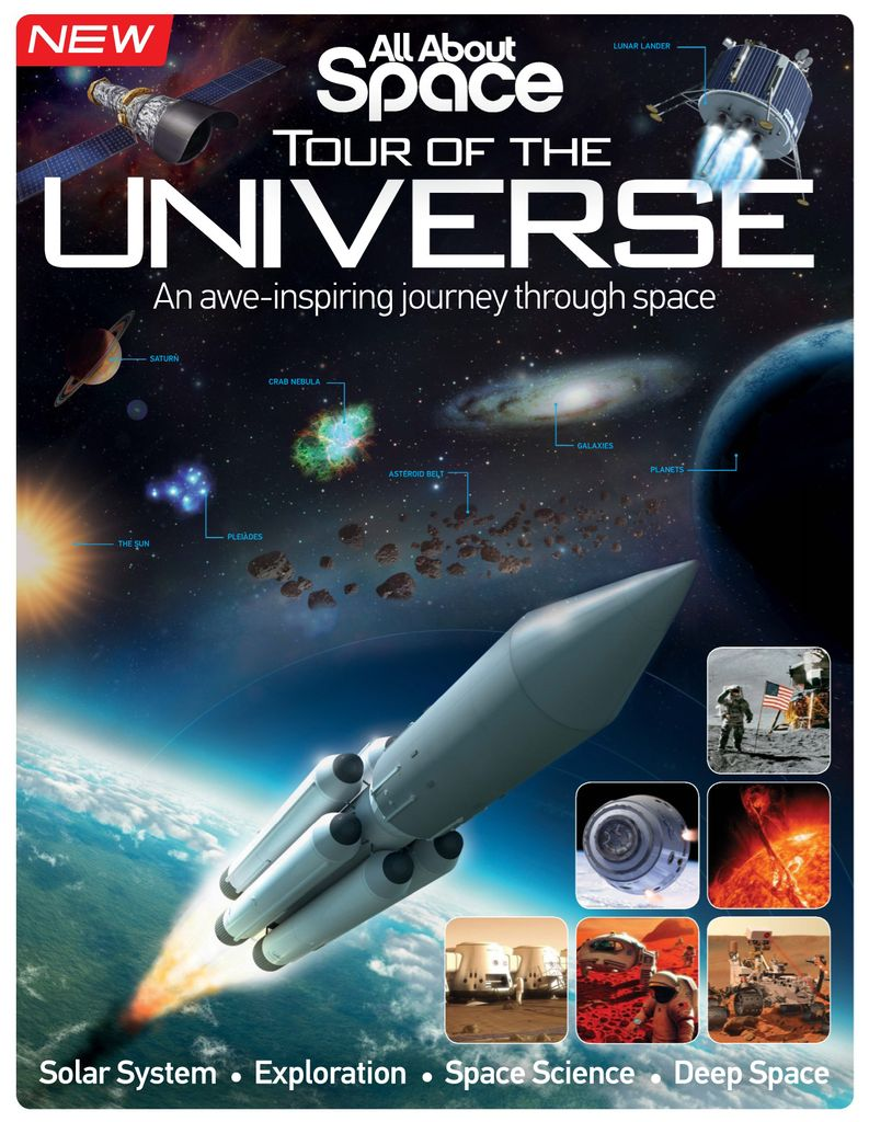 Buy All About Space Tour of the Universe - All About Space