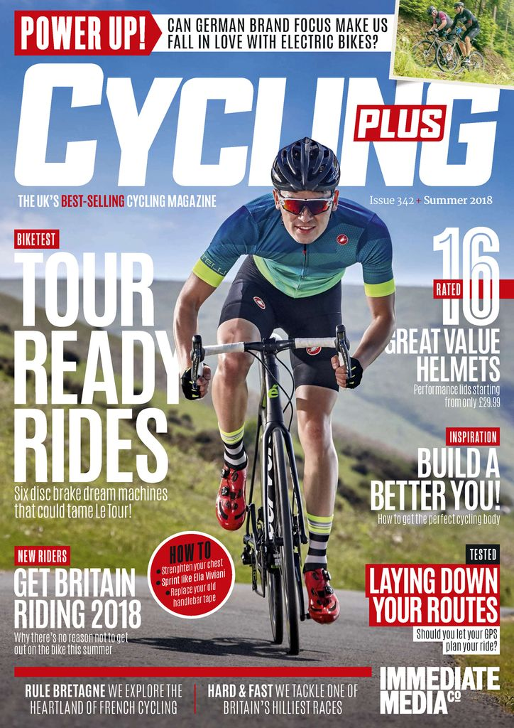 c79cbf3395b Buy Summer 2018 - Cycling Plus