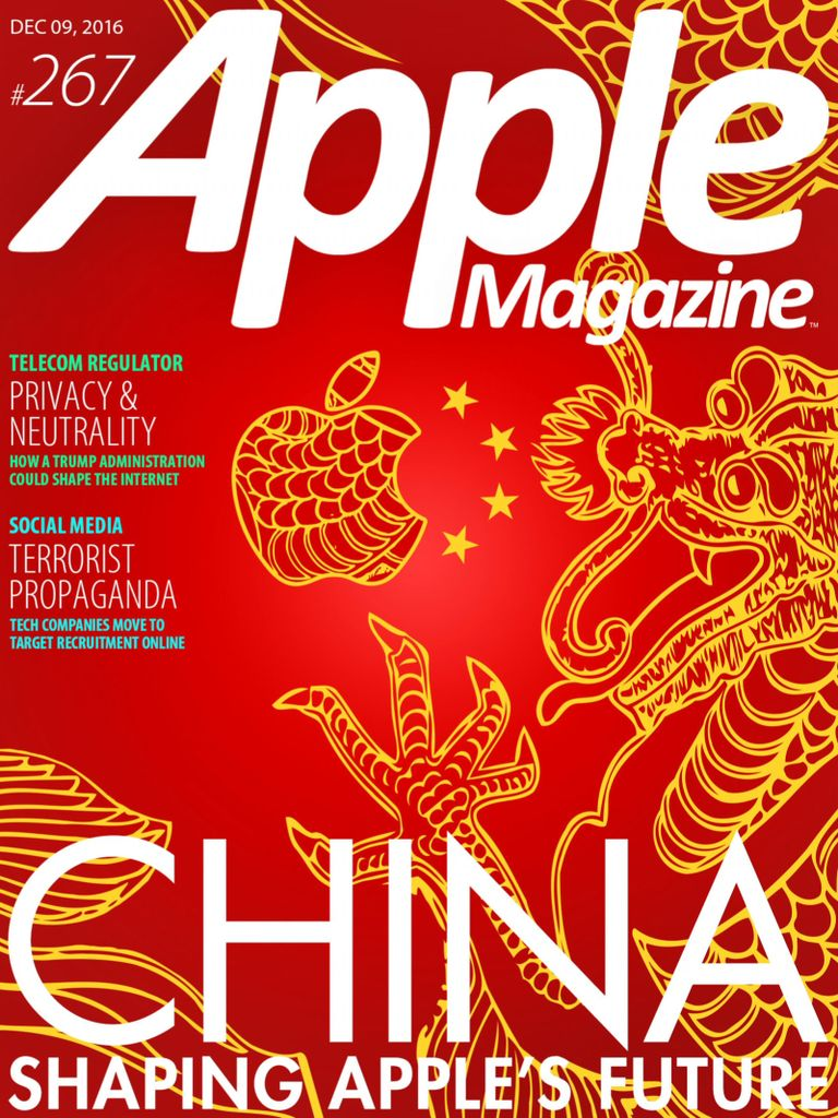 Back issues of AppleMagazine
