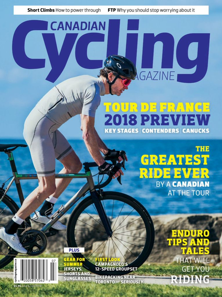 Buy June July 2018 - Canadian Cycling Magazine fdd63b143