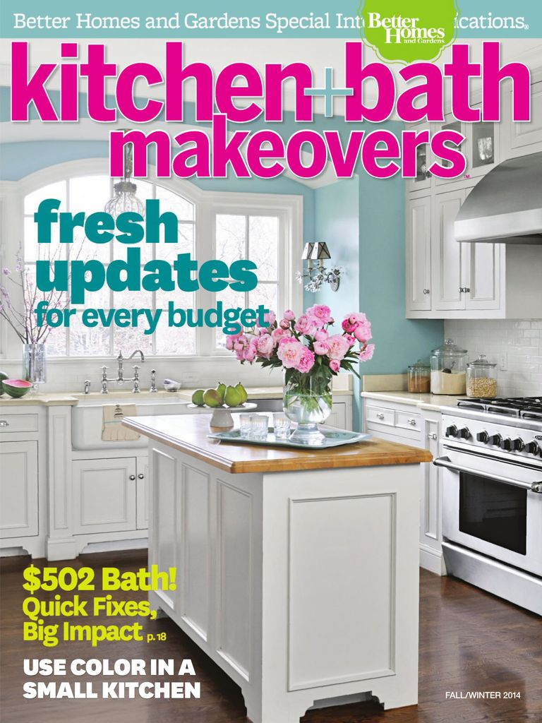 Kitchen & Bath Makeover subscription