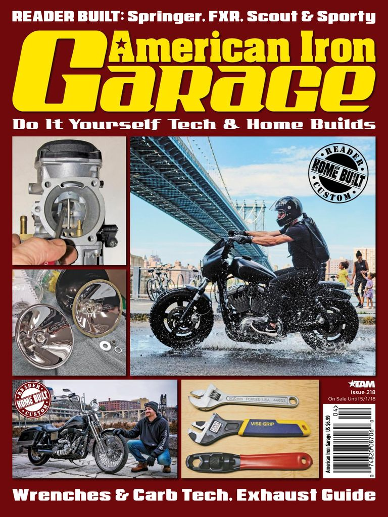 Buy may 2018 american iron garage solutioingenieria
