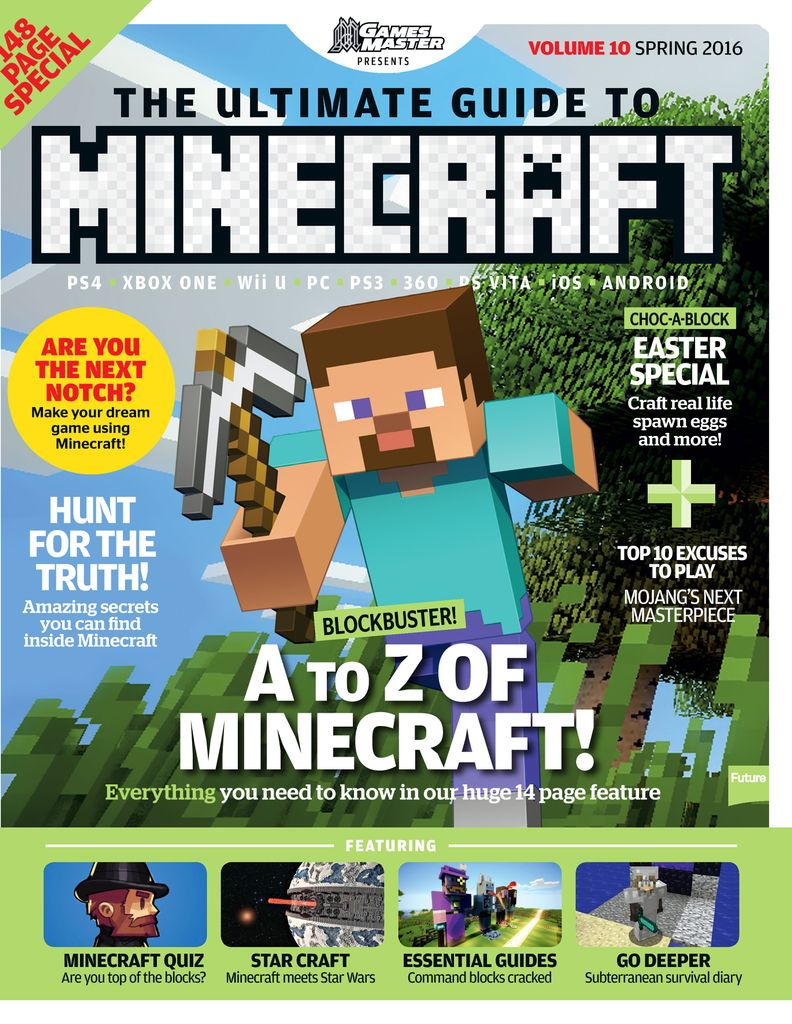 The Ultimate Guide to Minecraft! subscription