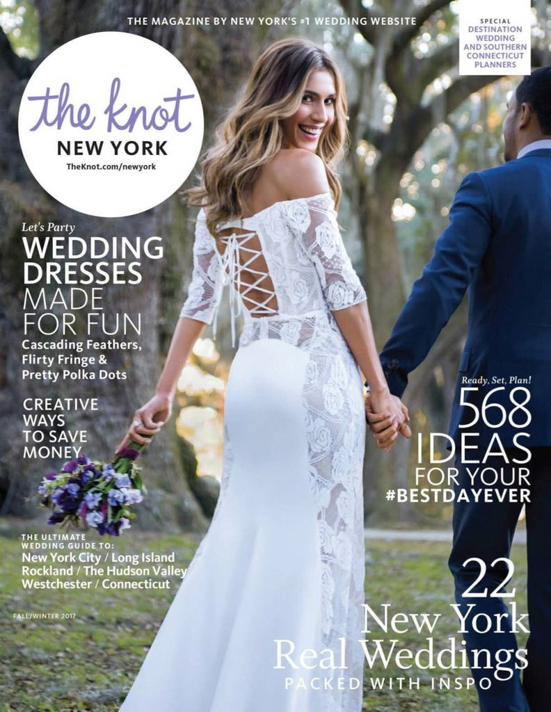 47a2020b84 Buy Spring Summer 2017 - The Knot New York Metro Weddings Magazine
