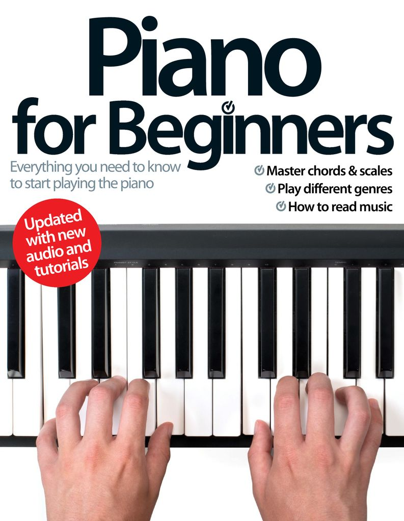 Buy Piano For Beginners 5th Edition Piano For Beginners