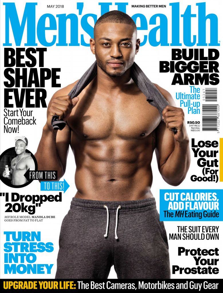 Back issues of men's health south africa.