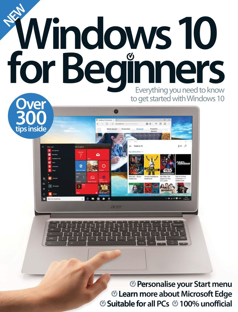 Windows 10 For Beginners subscription