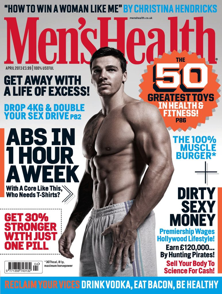 a838391bd8c Back issues of Men s Health UK
