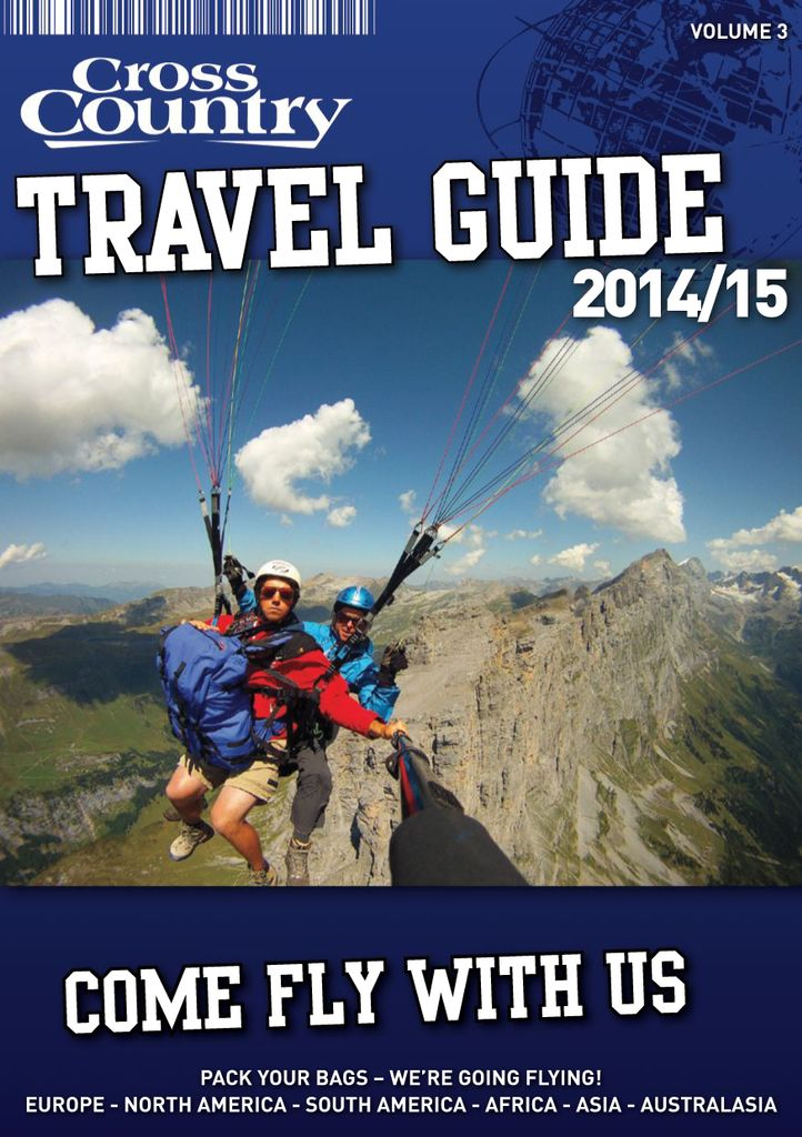 Buy 2018 - Cross Country Travel Guide