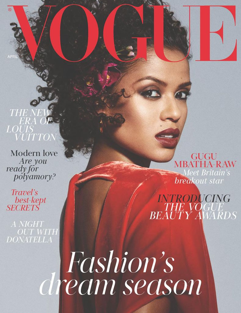 Back Issues Of British Vogue